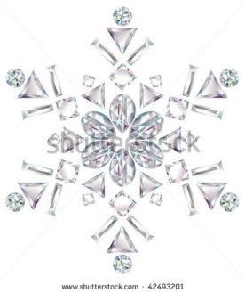 diamond snowflake sample2